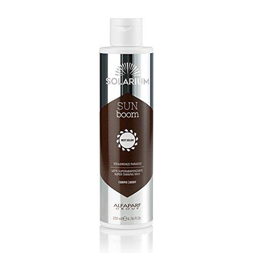 Sun Boom totalbronze Paradise Milch superabbronzante (Selbstbräuner Sun Milch)
