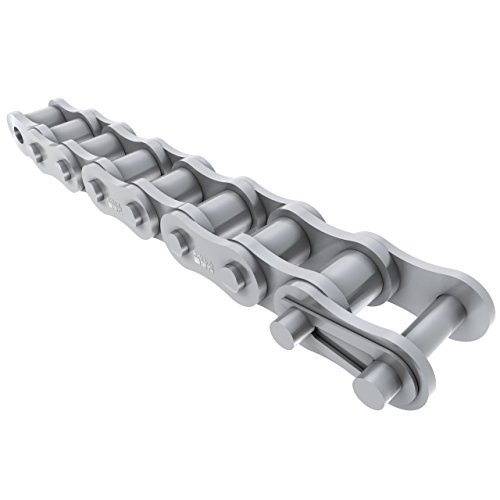 Rollenkette 12A-1 (5m) als Bund, DIN 8188 / ISO606 / Teilung 19,05 mm x 12,57 mm