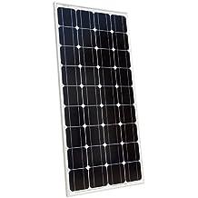 100W 12V Monokristallin Solarmodul Solarpanel