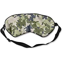 Green Camouflage 99% Eyeshade Blinders Sleeping Eye Patch Eye Mask Blindfold For Travel Insomnia Meditation preisvergleich bei billige-tabletten.eu