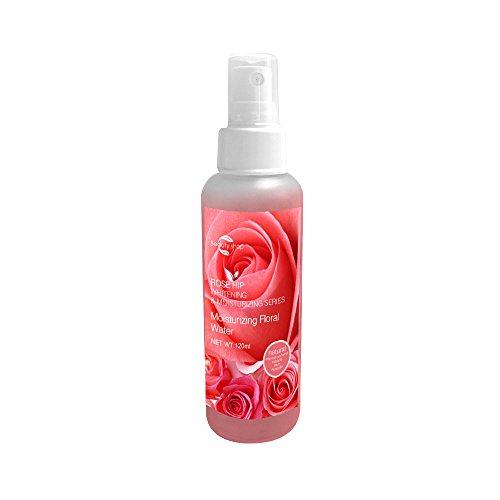 Rosehip floral water toner spruzzo tonico 120ml di rosa canina