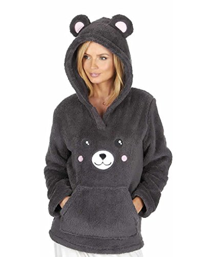 ladies-womens-bear-panda-snuggle-fleece-hooded-top-s-m-l-xl-brand-new