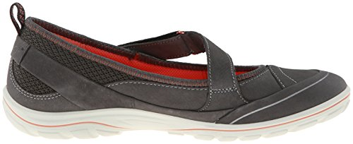 ECCO Arizona, Scarpe da Corsa Donna Nero(Dark Shadow/Dark Shadow/Coral 58926)