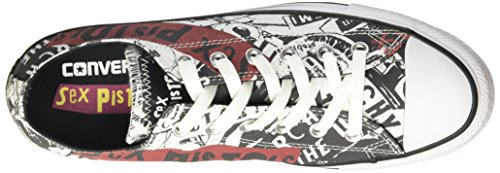 Converse Chuck Taylor All Star C151195, Baskets Basses Mixte Adulte Multicoloured