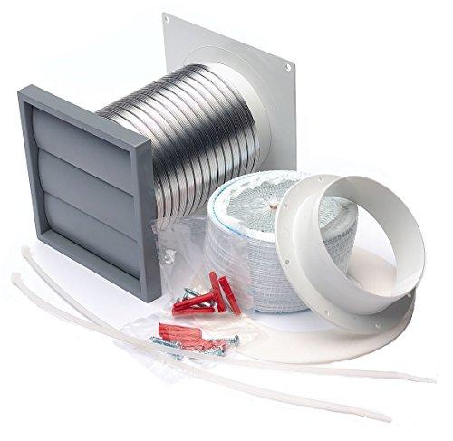 bulk-hardware-bh02039-tumble-dryer-ducting-kit-100-mm