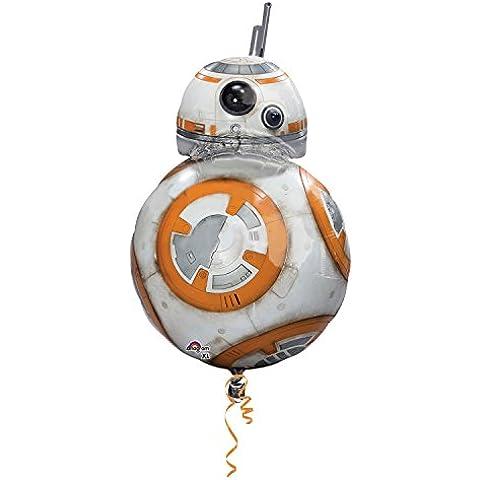 Globo aluminio BB-8 Star Wars VII? - Única