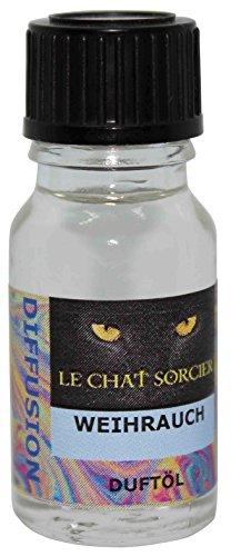 Duftöl von Le Chat Sorcier - Weihrauch (10ml) -