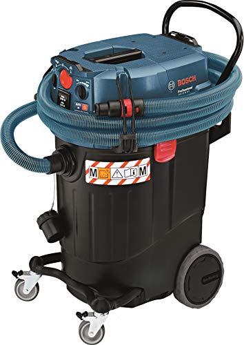 Bosch Professional 06019C33W0 Professional Nass-/Trockensauger GAS 55 M AFC, 1380 W