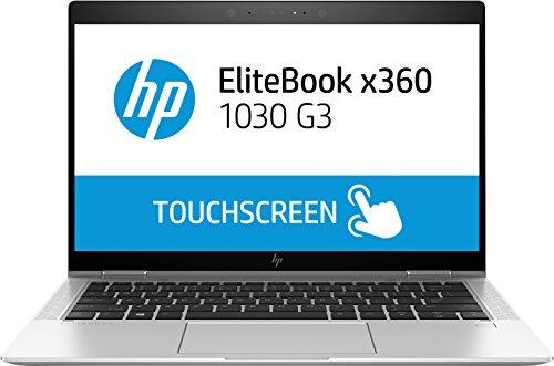"""HP EliteBook x360 1030 G3 1.80GHz i7-8550U Intel® CoreTM i7 di ottava generazione 13.3"""" 1920 x 1080Pixel Touch screen Argento Ibrido (2 in 1)"""