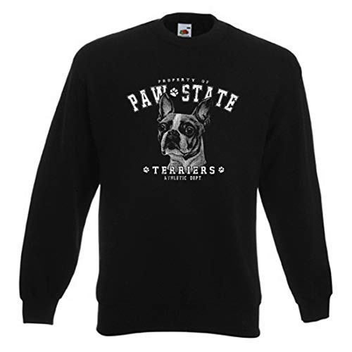 Sweater: Property of Paw State - Terriers - Athletic Dept. Athletic Dept Sweatshirt