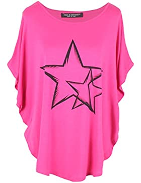 Emma & Giovanni T-Shirt/Top/Camiseta - Mujer