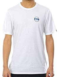 Tee shirt Oakley Tri-Double Rounds Blanc