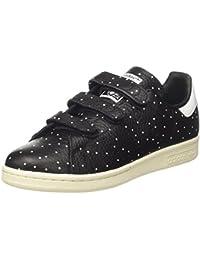 adidas Stan Smith Cf, Sneaker Basses Femme, Bianco