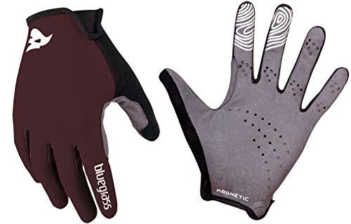 Elizabeth Arden Bluegrass Magnete Lite Gloves Garnet Handschuhgröße L 2019 Fahrradhandschuhe -