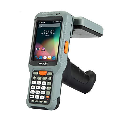 LSXX Terminal portátil con UHF Colector de Datos 4G Android QR Lector de código de Barras 4m Distancia...