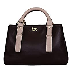 Bagsy Malone Handbag (Brown) (BMHA6G)