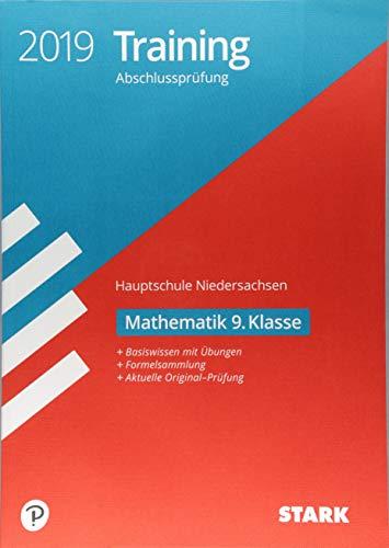 Training Abschlussprüfung Hauptschule - Mathematik 9. Klasse - Niedersachsen