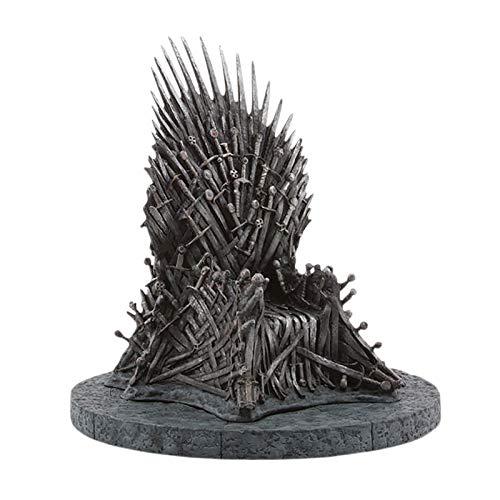 HBO Game of Thrones Statue Eiserner Thron 18 cm
