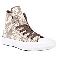 Converse Chuck Taylor All Star II Canvas 555983C Sneakers Shoes Boots Womens New 555983C Multi/Buff