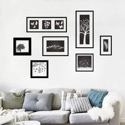 Kronleuchter Wandbehänge literarische Billard Schlafzimmer Wandaufkleber Aufkleber Dekorationen Bilderrahmen Stil14 (Bilderrahmen Billard)