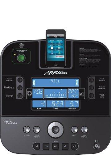 Life Fitness Crosstrainer E1 Track+ - 3
