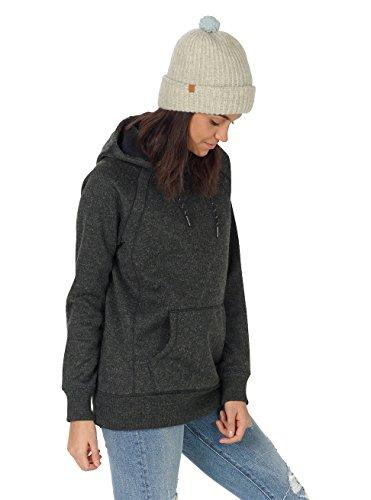 Burton Heron Maglione con cappuccio True Black Sweater