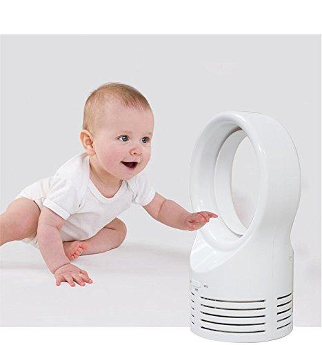 ... Schlafen Elektrische Kühlung Super Leise Zwei Geschwindigkeit Air Fans  Für Home Studenten Elektrischer Ventilator Blattloser Ventilator  Haushaltsnegativ