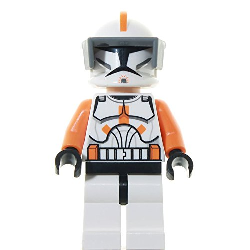 Cody Wars Star Commander (Lego Star Wars Minifigur Clone Commander Cody aus 7959)