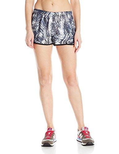 New Balance - Pantalón Corto Deportivo - para Mujer Rosa Rosa Talla:XS