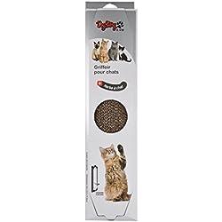 AMI CONFORT Griffoir pour Chat en Carton 45 x 11,5 x 3,3 cm