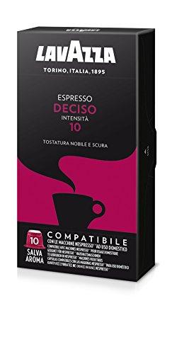 100 Kapseln Lavazza Espresso Deciso kompatible Nespresso Touch Pro Review