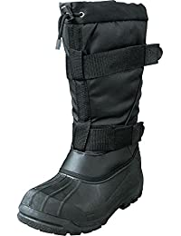 CN Outdoor Arctic-Boots inkl. Thermo-Innenschuh Schwarz