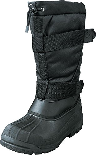 CN Outdoor Arctic-Boots inkl. Thermo-Innenschuh Schwarz 39/40
