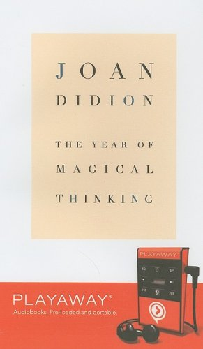 The Year of Magical Thinking [With Headphones]