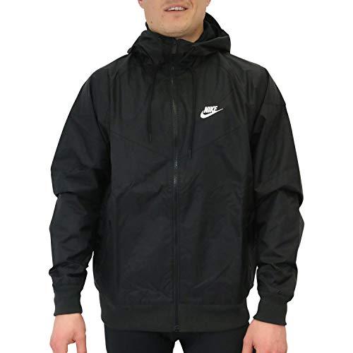 Nike Classic Swoosh Club Hooded Tracksuit Uomo Tuta da