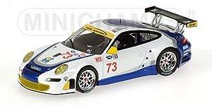 Minichamps Miniature-Porsche 911 GT3 RSR Tafel / James 2007 400076473