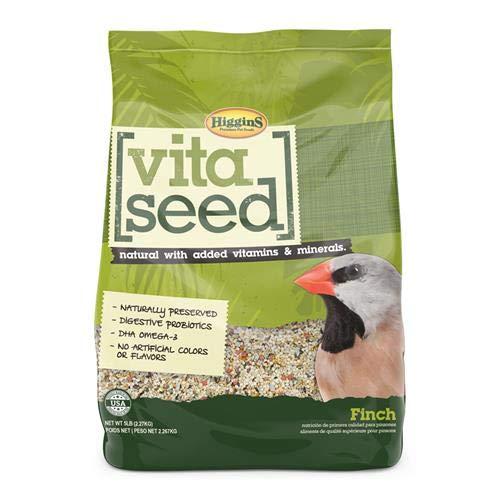 VITA SEED FINCH (Vita Seed Finch)