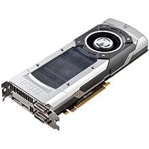 Zotac ZT-70101-10P 384-bit GeForce GTX Titan Grafikkarte (PCI-e, 6GB GDDR5, 2x DVI, Display-Port, HDMI, 1 GPU)