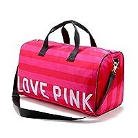 حقيبة دفل بوليستر للبنات,زهري - حقائب دفل للنشاطات الرياضية والخارجية