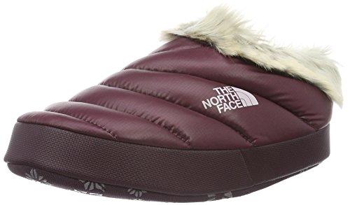 The North Face W Nse Tent Mule Faux Fur Ii, Zoccoli Donna, colore multicolore (shdpgrtrd/cldgy nlp), taglia S (38.5 - 40)