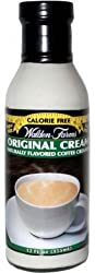 Walden Farms Near Zero Original Coffee Creamer 355ml