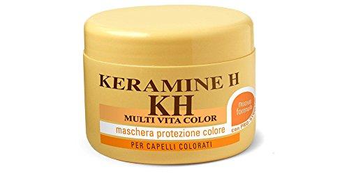 Scheda dettagliata Keramine H Maschera Protezione Colore - 3 Confezioni da 250 ml - Totale: 750 ml