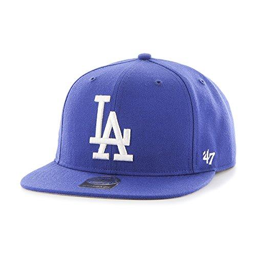 47 Brand Casquette De Baseball Mixte Bleu Taille Unique