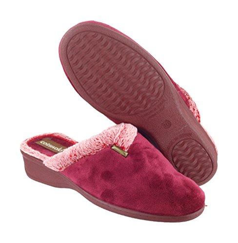 Pantofole Pantofole Femminile Mirak Pantofole Mirak Bordeaux Mirak Femminile Bordeaux Bordeaux Femminile Mirak Bordeaux Pantofole Femminile Mirak wrqwF8