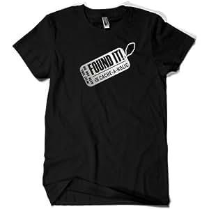 Found It - Geocacher T-Shirt Gr. S