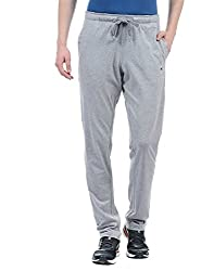 Monte Carlo Mens Relaxed Fit Joggers (21803607-2_Light Grey_38W x 30L)