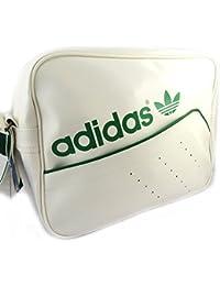 Adidas [L8079] - Sac bandoulière 'Adidas' blanc vert