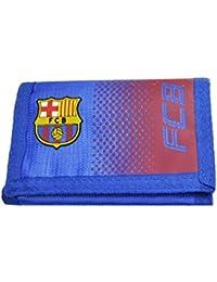FC Barcelona Oficial con el escudo del fade tarjetero