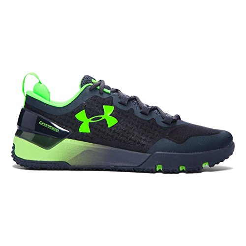 Under Armour Ua Charged Ultimate Tr Low, Chaussures de Sport Homme green
