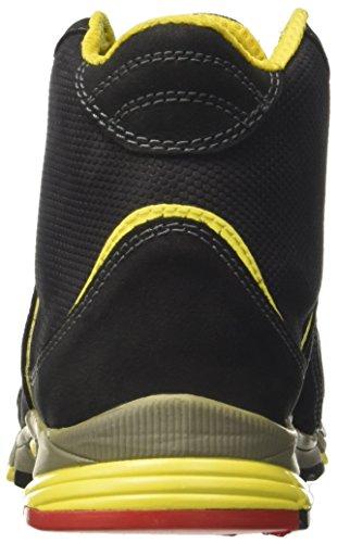Diadora Pressing High S3 Hro, Chaussures de Travail Mixte Adulte Noir (Nero)